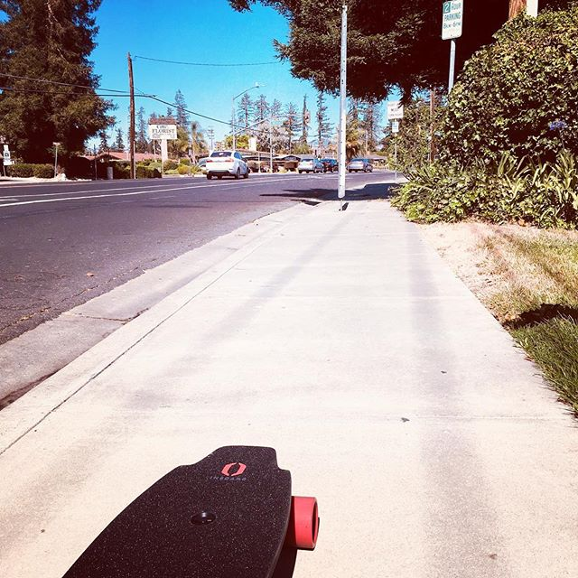 LAST ONE IN STOCK - The Inboard M1 Electric Skateboard is perfect for traveling around in our sunny California weather. Check out the details here: http://bit.ly/2ORFkJ3 or call us at (888) 612-9883 to this great deal! #electricskateboard #elvmotors #eskateboard