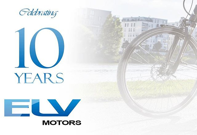 We would like to thank all of our wonderful customers, partners, and e-biking communities for making the past 10 years such a pleasure and we look forward to many more years together. To commemorate this tremendous event, we'll be announcing some fantastic new changes to our store - including the Grand Opening of our New Location! #businessanniversary #elvmotors #electricbike #ebike