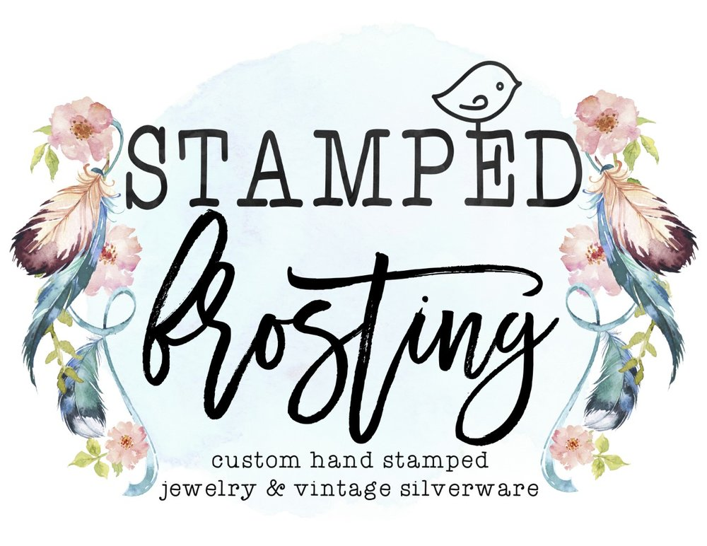 STAMPED FROSTING