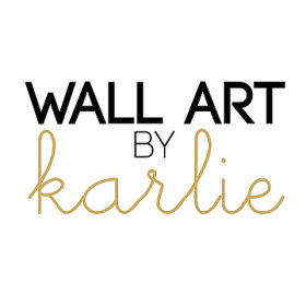 WALL ART BY KARLIE