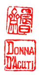 Donna D'Acuti Chinese Brush Painting Art