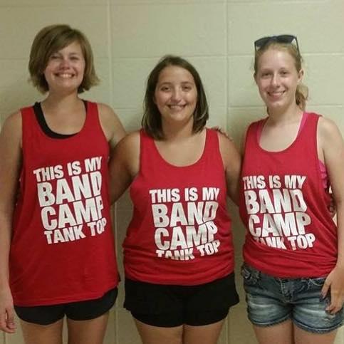 Kids sport their MBIA attire!