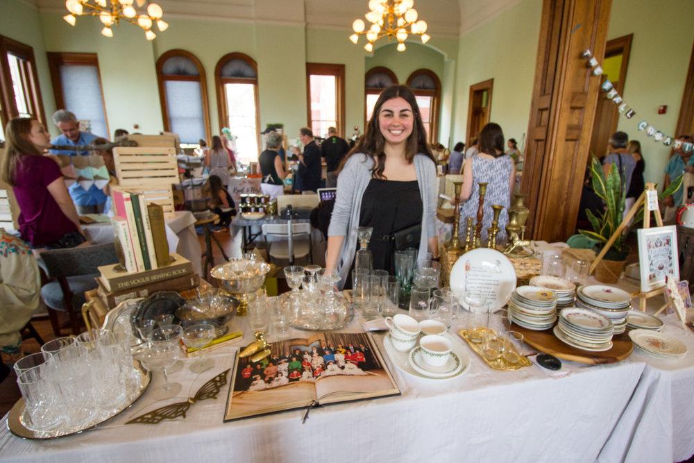 Olivia Lauren Moore representing Velvet Kitchen Vintage. Visit her   Etsy   shop!