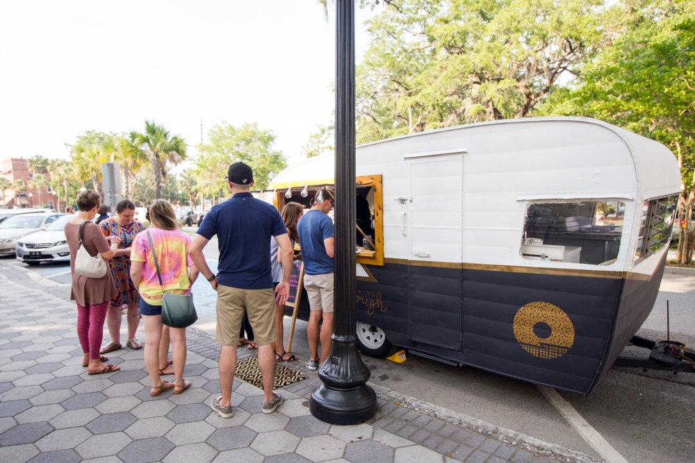 The Doughnut Truck!!