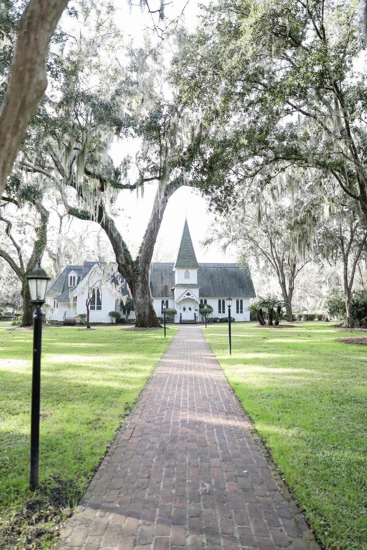 Christ Church St. Simons Island, GA