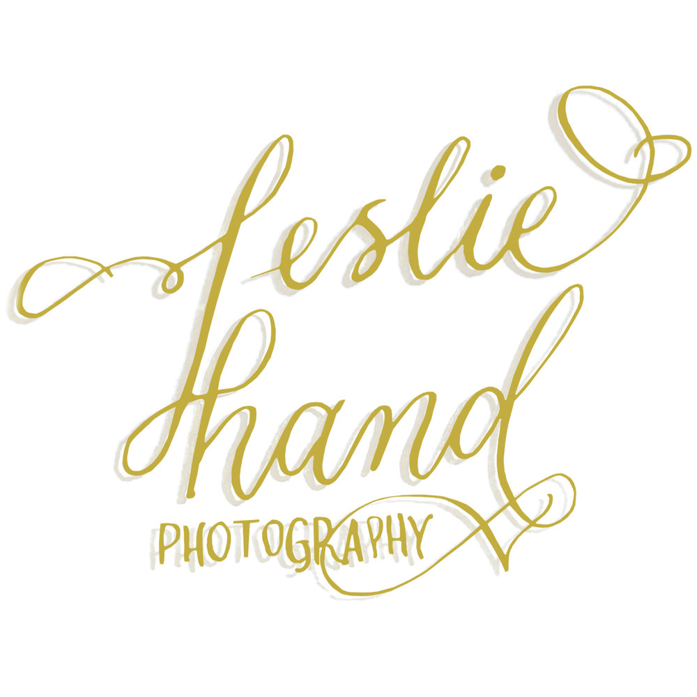 Leslie Hand Photography Logo
