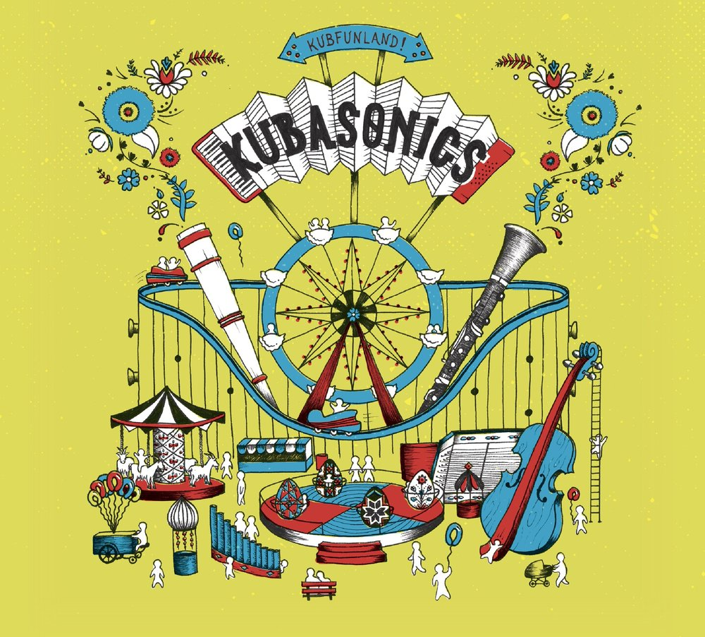 Kubfunland  CD Artwork