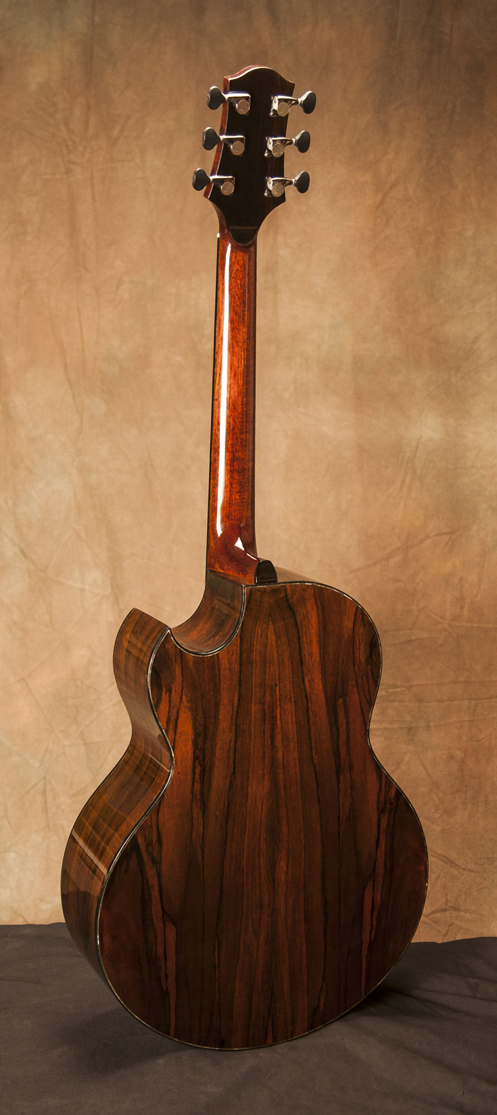 Copy of Brazilian Rosewood Back & Sides