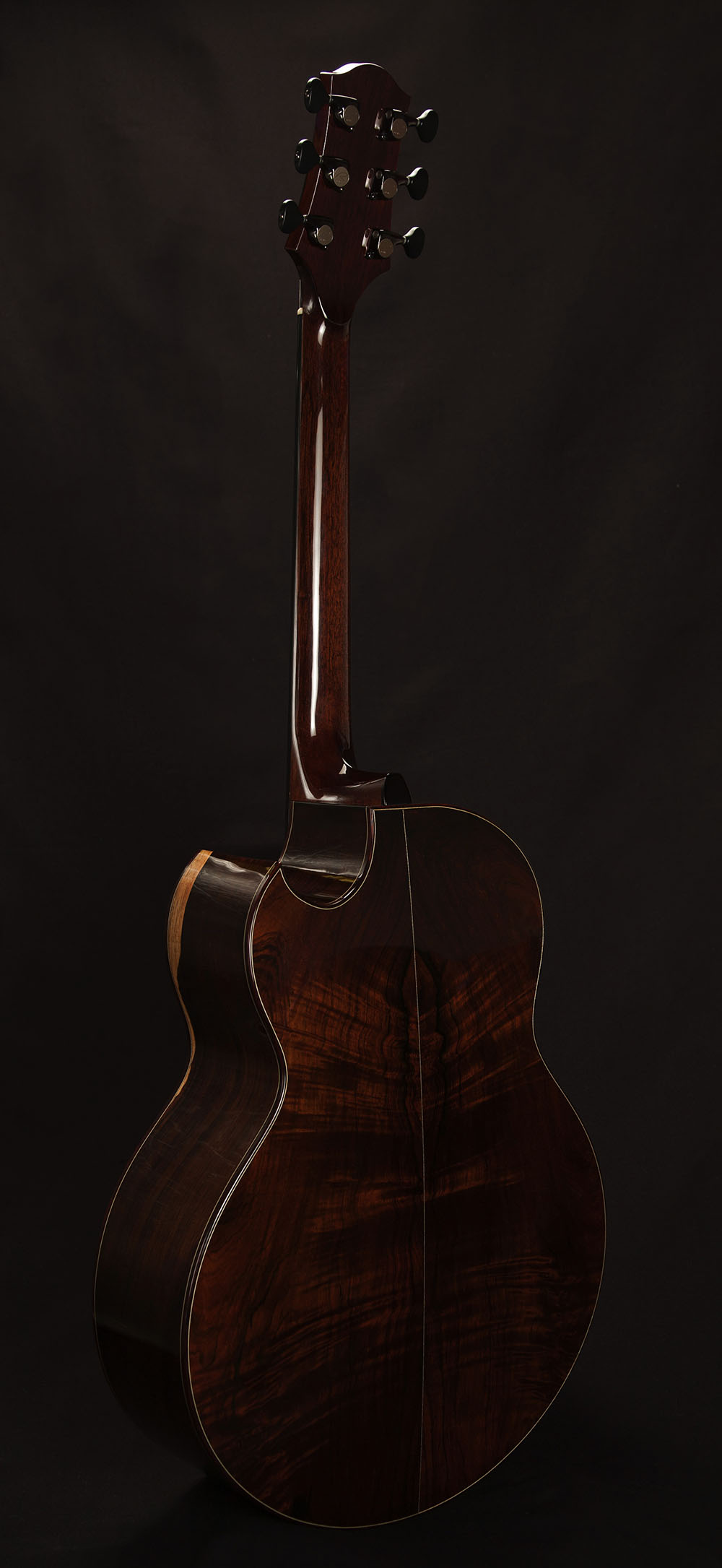 Copy of Flamed Brazilian Rosewood