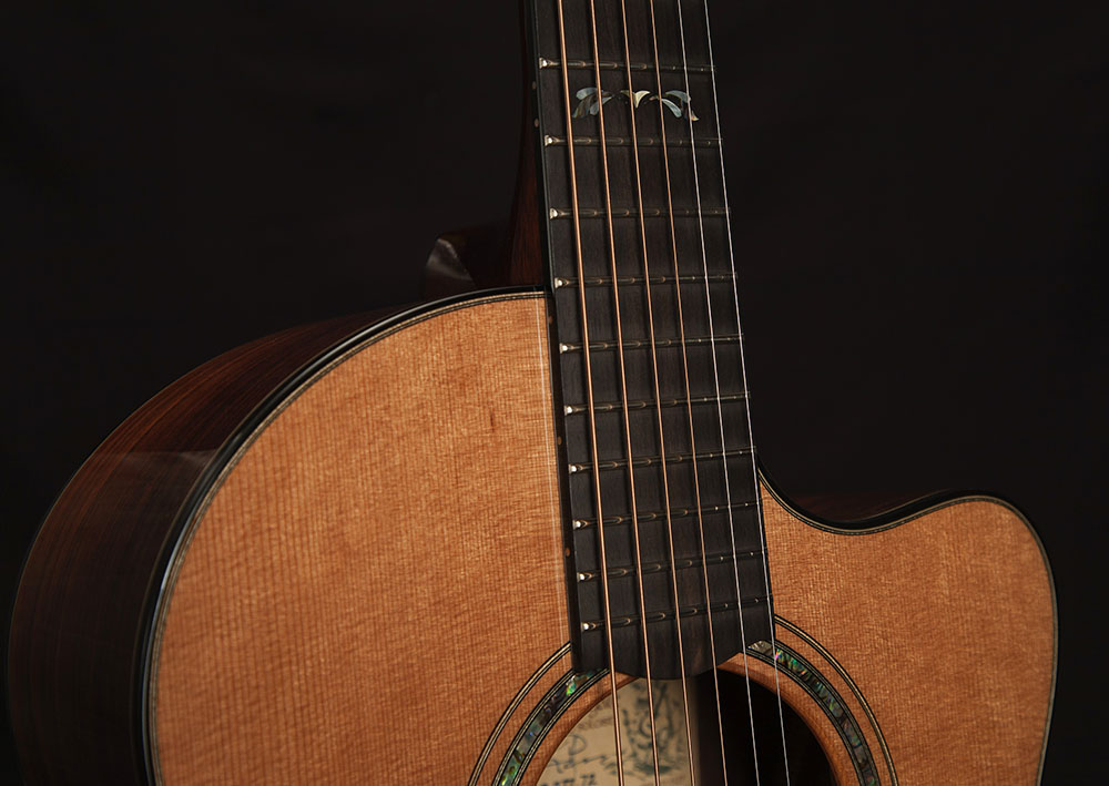 """Deco"" 12th Fret Inlay"