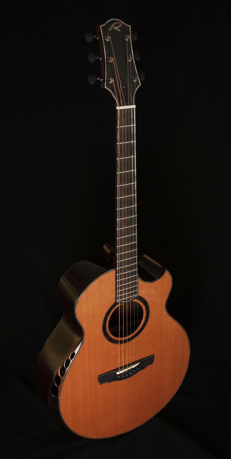 Copy of Western Red Cedar Soundboard