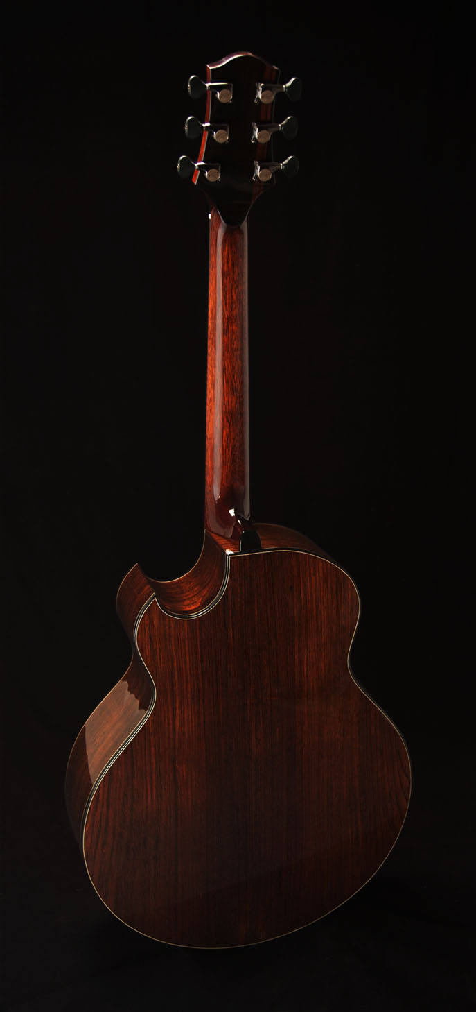 Copy of Straight Grain Brazilian Rosewood