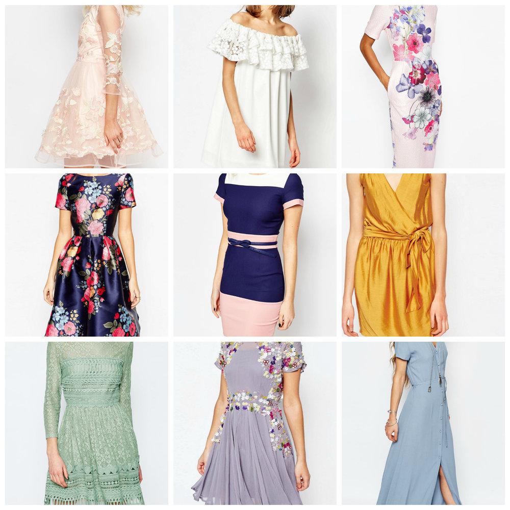 ASOS Wish List: Spring Dresses   affecionada