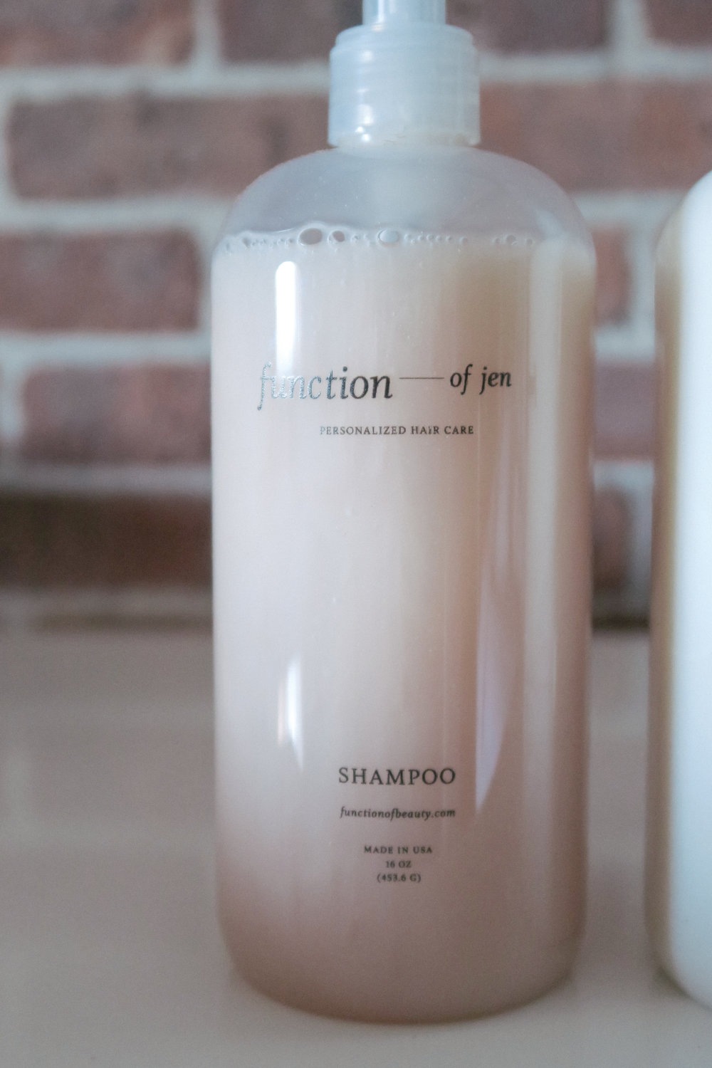 Function of Beauty - Personalized Hair Care | affecionada