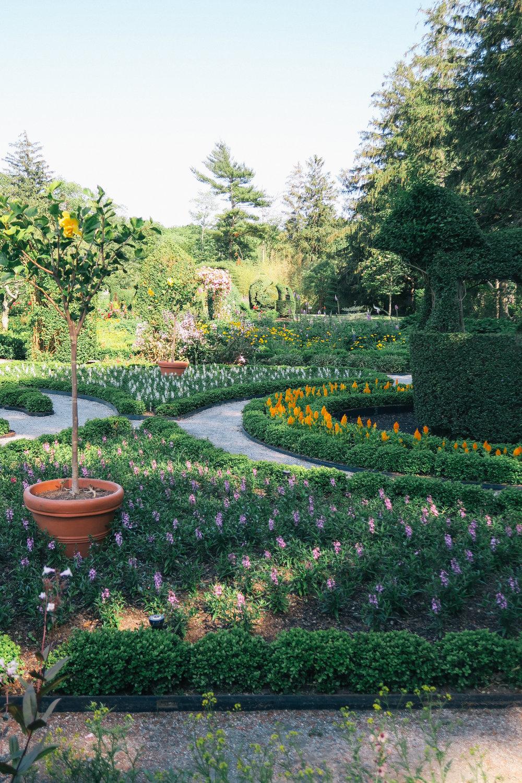 Green Animals Topiary Garden | affecionada