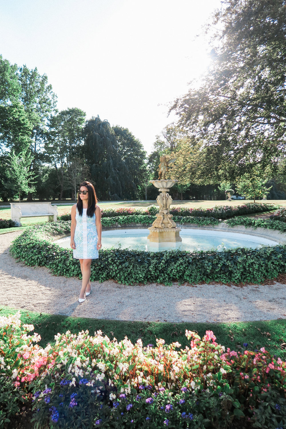 A Lilly at Rosecliff | affecionada