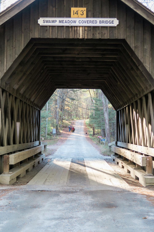 Under the Covered Bridge | affecionada