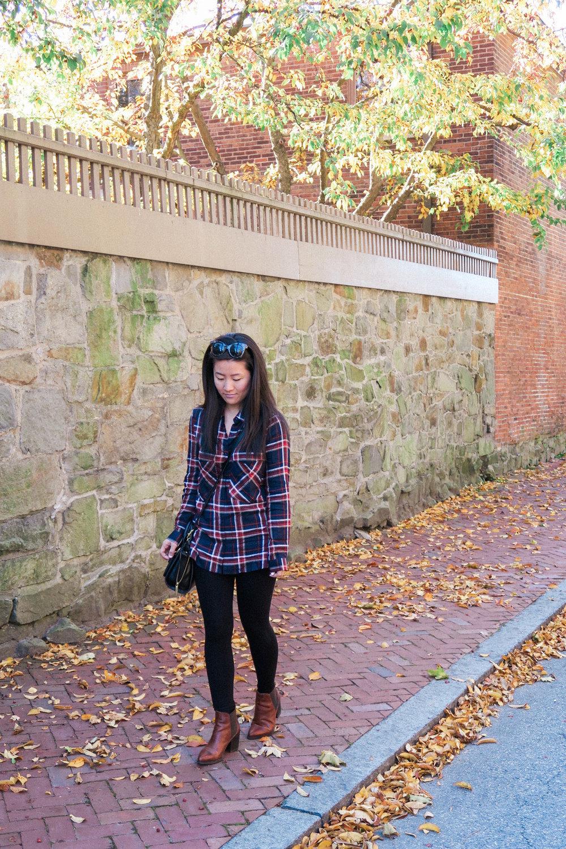 Fall Uniform | affecionada