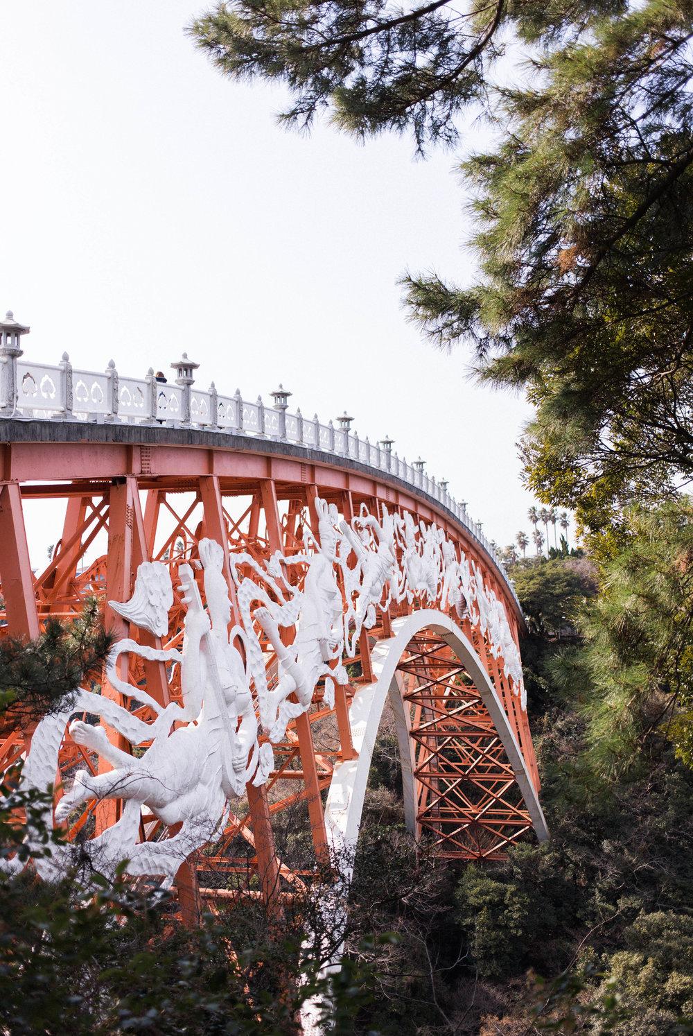 affecionada, Jeju Island, photo travel diary, Cheonjeyeon Falls, Seonimgyo Bridge, Chilseonyeogyo
