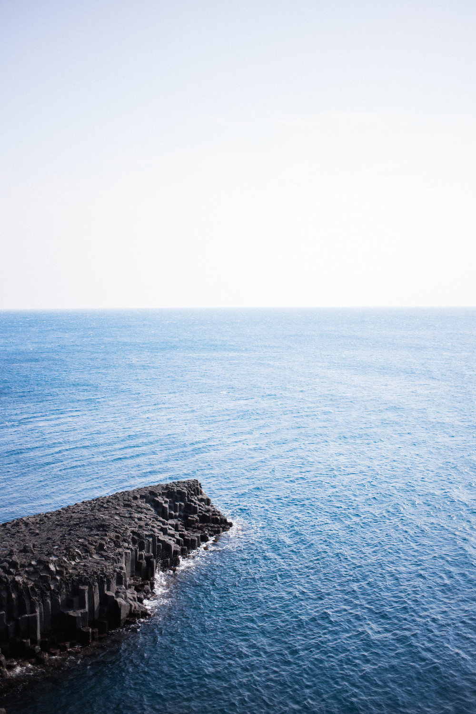 affecionada, Jeju Island, photo travel diary, Daepo Haean Jusangjeolli Cliff, basalt