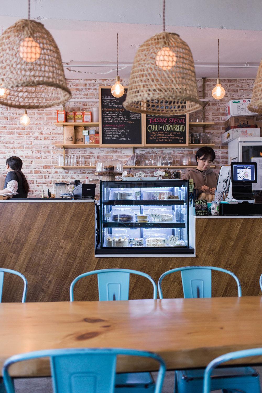 affecionada, Food, Glorious Food, Plant Cafe & Kitchen, Seoul