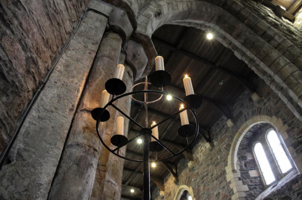 Iona Abbey, Scotland; Photo Credit - Ryan Klinck