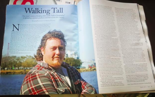 Walking Tall... - Wilmington