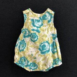 3ec36ebc70c8 Baby Bubble Romper Rust Batik. 30.00.  04063F12-6E14-4BC0-9CE8-79ADDE9B81A5.jpeg