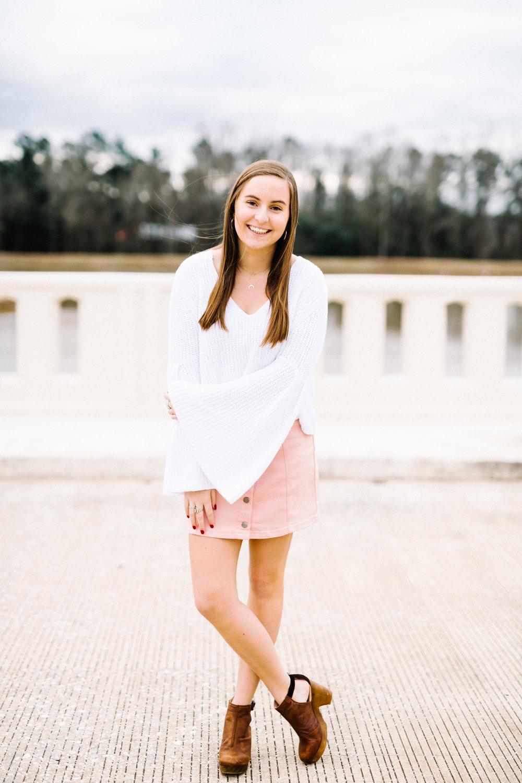 President //    Emma Kirkpatrick   Hometown: Chattanooga, Tennessee  Major: Elementary Education