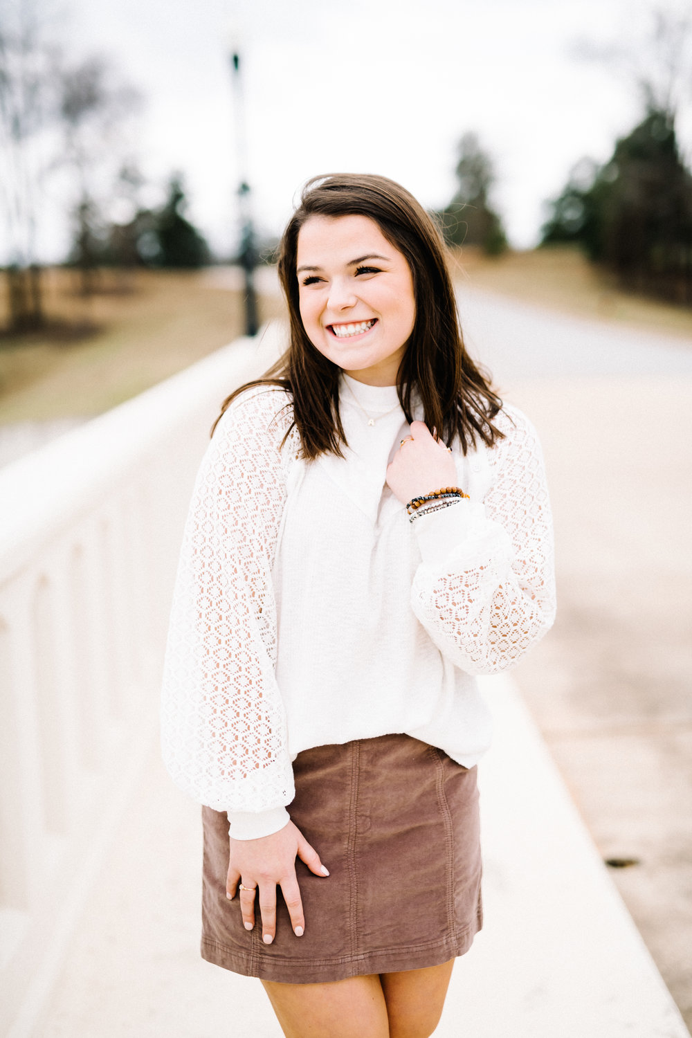 VP of New Member Education //    Annie Bruns   Hometown: Brentwood, Tennessee  Major: Chemistry Education