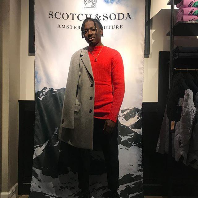 @scotch_official seasonal fashion event showcasing new line. Styled by @nicolettesauramba . Would you Cop or drop? (📸 @theelizabethn ) #portlandfashion #fashionmaker #africanartist #africaisthefuture