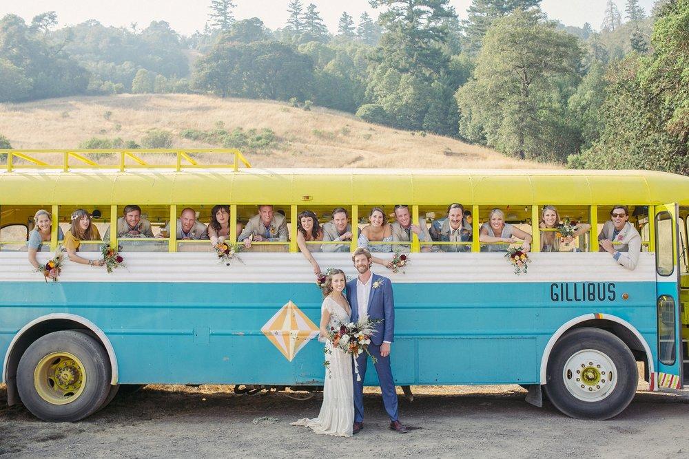 Bohemian Toll House Boonville California Wedding