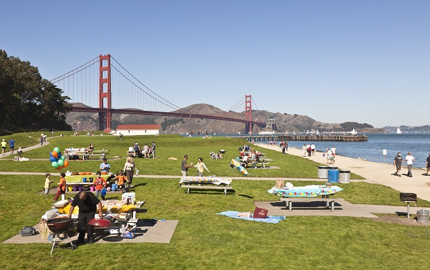 Crissy Field    / GG Bridge Area