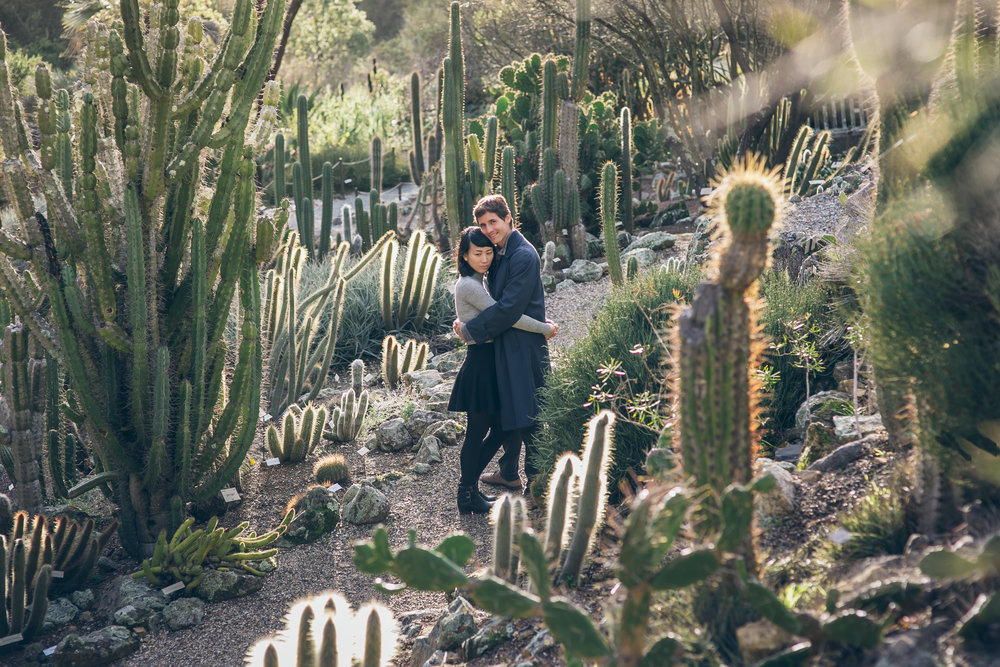 BERKELEY BOTANICAL ENGAGEMENT
