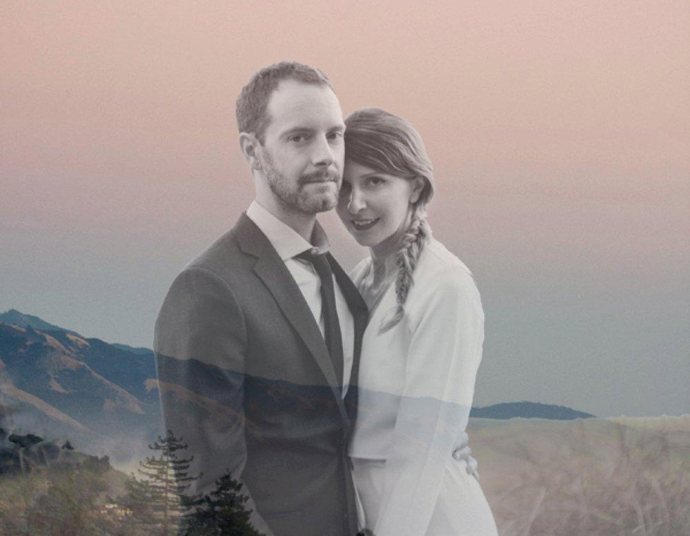 BIG SUR WEDDING / HENRY MILLER LIBRARY