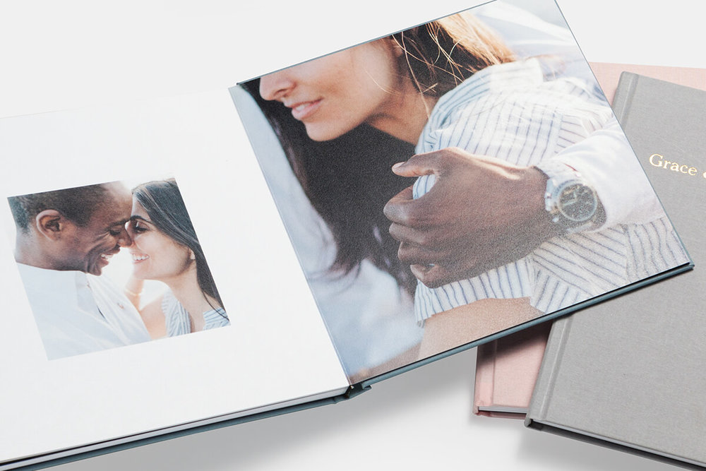 ALBUMS - For those who would like to design & create their wedding albums themselves, we recommend using Artifact Uprising. We believe their quality and price point makes a great heirloom.