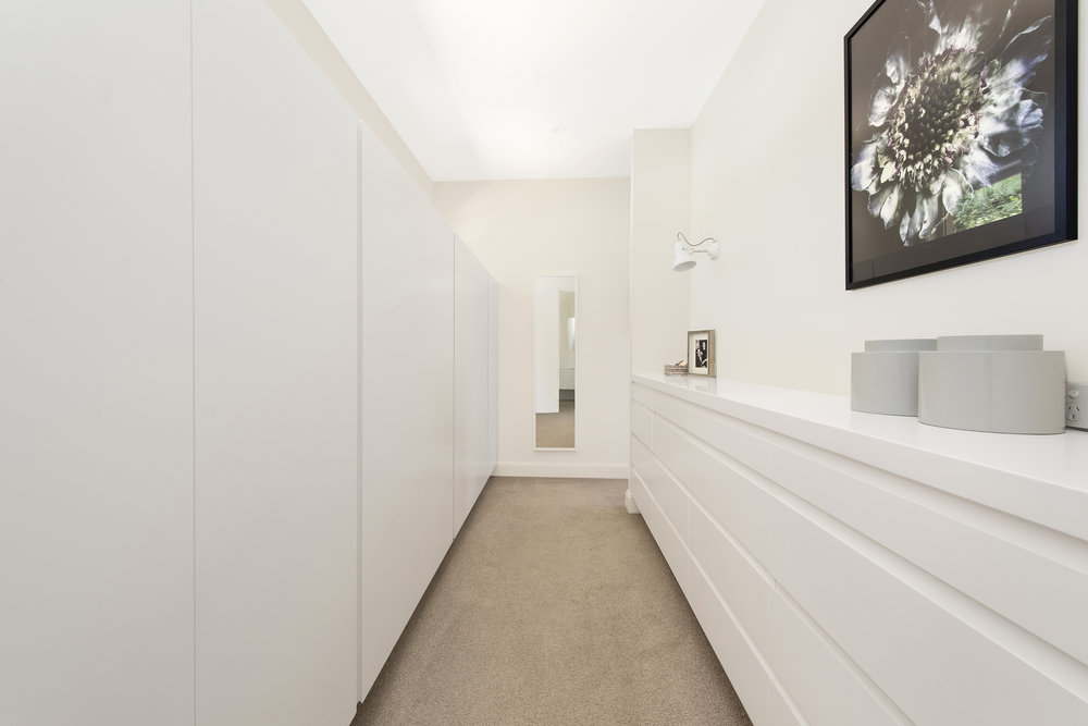 Bathroom interiors photographer Canberra