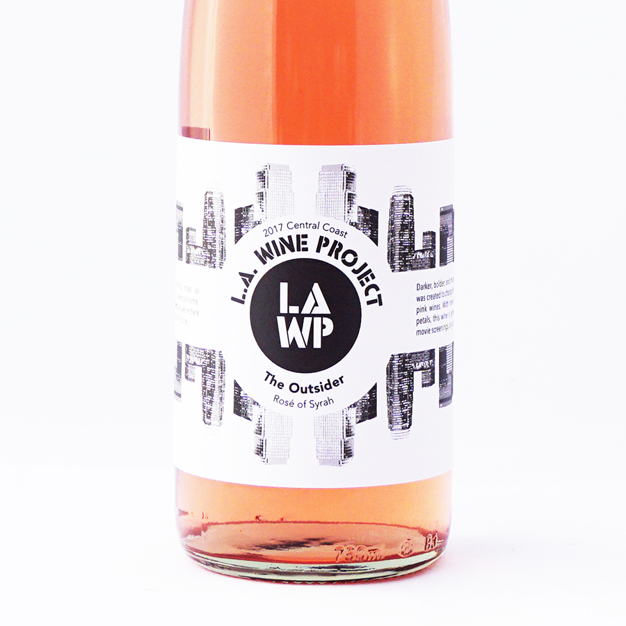 "THE OUTSIDER Rosé of Syrah                           Normal     0                     false     false     false         EN-US     JA     X-NONE                                                                                                                                                                                                                                                                                                                                                                                                                                                                                                                                                                                                                                                                                                                  /* Style Definitions */ table.MsoNormalTable 	{mso-style-name:""Table Normal""; 	mso-tstyle-rowband-size:0; 	mso-tstyle-colband-size:0; 	mso-style-noshow:yes; 	mso-style-priority:99; 	mso-style-parent:""""; 	mso-padding-alt:0in 5.4pt 0in 5.4pt; 	mso-para-margin:0in; 	mso-para-margin-bottom:.0001pt; 	mso-pagination:widow-orphan; 	font-size:12.0pt; 	font-family:Cambria; 	mso-ascii-font-family:Cambria; 	mso-ascii-theme-font:minor-latin; 	mso-hansi-font-family:Cambria; 	mso-hansi-theme-font:minor-latin;}       A darker, bolder rosé with notes of cherry, candy apple and some light florals, this wine is perfect for dinner parties, BBQ's or a lazy pizza night spent on the couch."