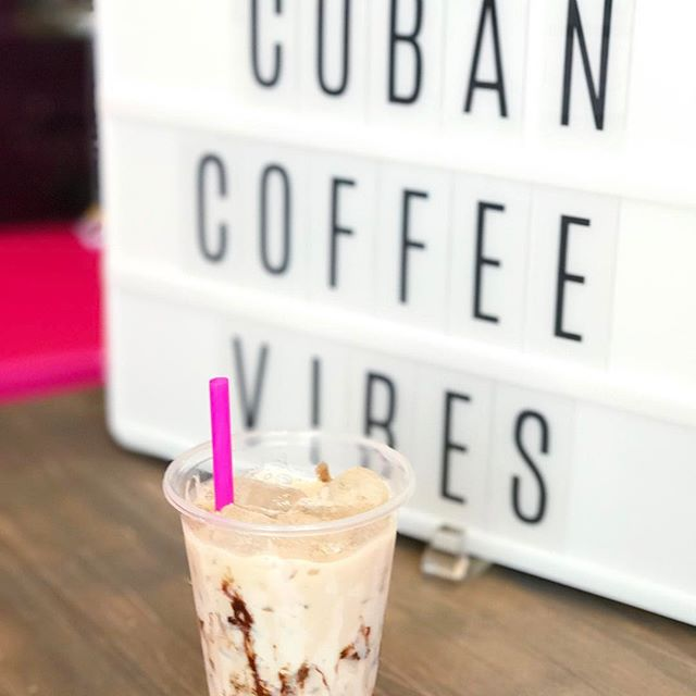 "Let's welcome to our menu ""Ice Over My Espresso"" - We can say it's our version of an Iced cafe con leche with a little twist! Cheers to a new week ☕️ . .  #IcedCoffee #EspressoThenLife #Cortado #ColadaVibes #Coffee #Espresso #CoffeeMoments #CubanCoffee #Life #Cafe #Miami #Brickell #Wynwood #MiamiBeach #SouthBeach #Atlanta #PopUpBar #Shopify #WhereCubanCoffeeLoversUnite #Espumita #Cafecito #Espressoaddict #CoffeeAddict #Caffeine #Coffeelover #Coffeebreak #☕️"