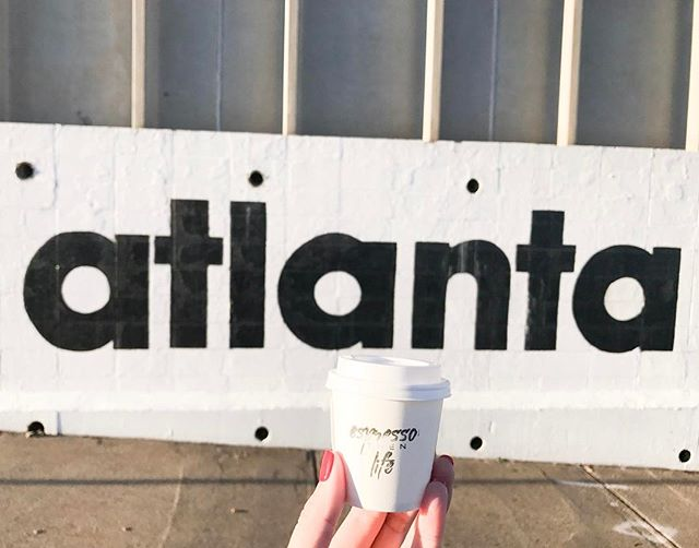 Hi Monday! Let's start the week strong in Atlanta 💪🏼☕️ #Atlanta #Buckhead #MidtownATL #HappyFirstDayOfSpring .  #EspressoThenLife #Coffee #Espresso #CoffeeMoments #CubanCoffee #Life #Cafe #Miami #MiamiLiving #Brickell #Wynwood #MiamiBeach #SouthBeach  #Atlanta #PopUpBar #Shopify #WhereCubanCoffeeLoversUnite #cubancoffee #espumita #cafecito #espressoaddict #coffeeaddict #caffeine #coffeelover #coffeebreak #☕️