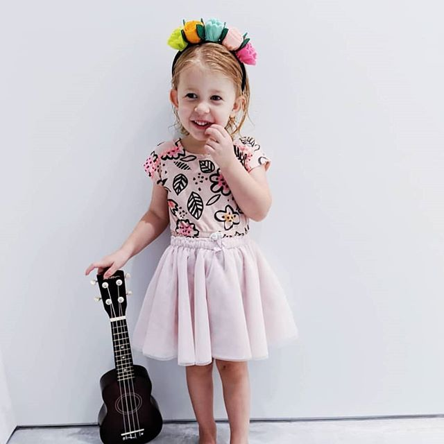 Josie, the inspiration and motivation behind the first volume of Pat on the Back, is three!🎉 We celebrated her birthday yesterday, and this little rockstar is officially ready to start a band.🎸❤