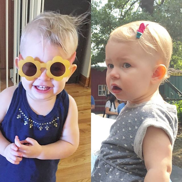 Labor Day Monday versus Tuesday. #amiright  I truly relish the long weekend home hanging out and noticing all the ways my children are growing but I won't lie I'm relieved to get back to the weekday routine. They love school and daycare and I love not hearing Mama 1257689 times a day.