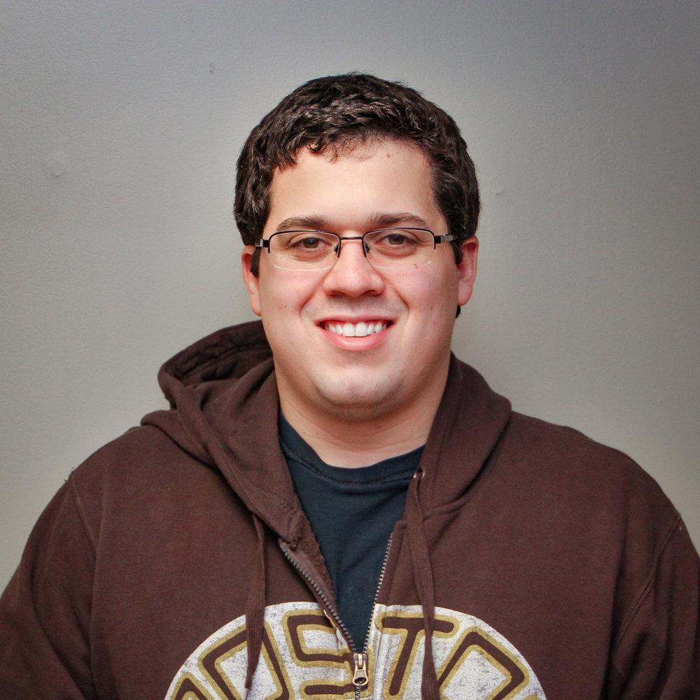 CHRIS RENNIE - 2nd Assistant Director