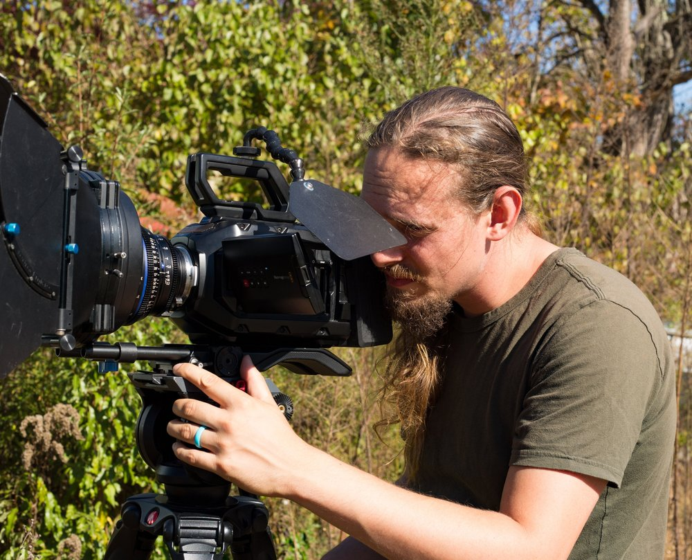 BEN HEALD  - Director of Photography