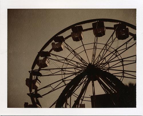 San Jose Ferris Wheel