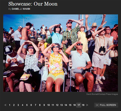 Lens Showcase : Our moon