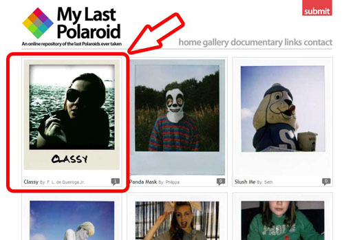 mylast-polaroid