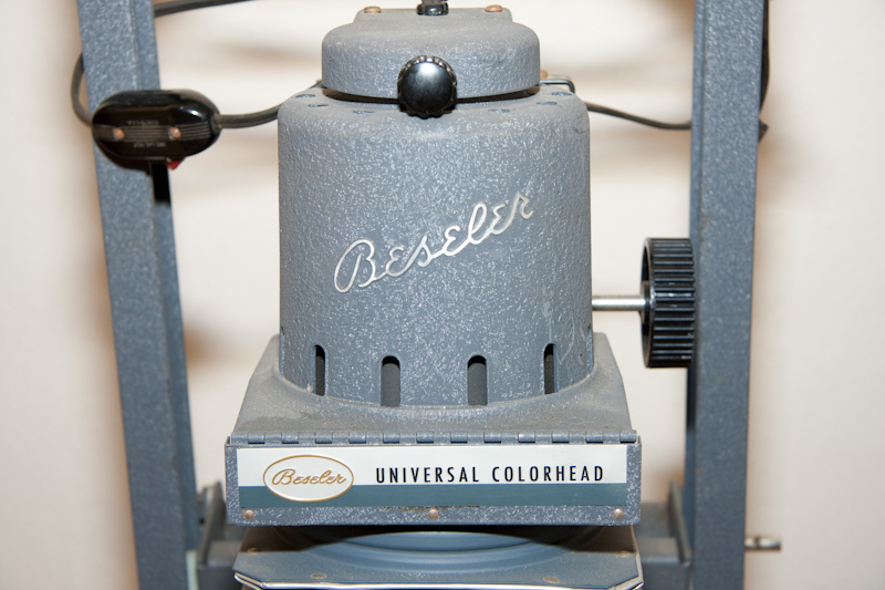 Beseler Enlarger