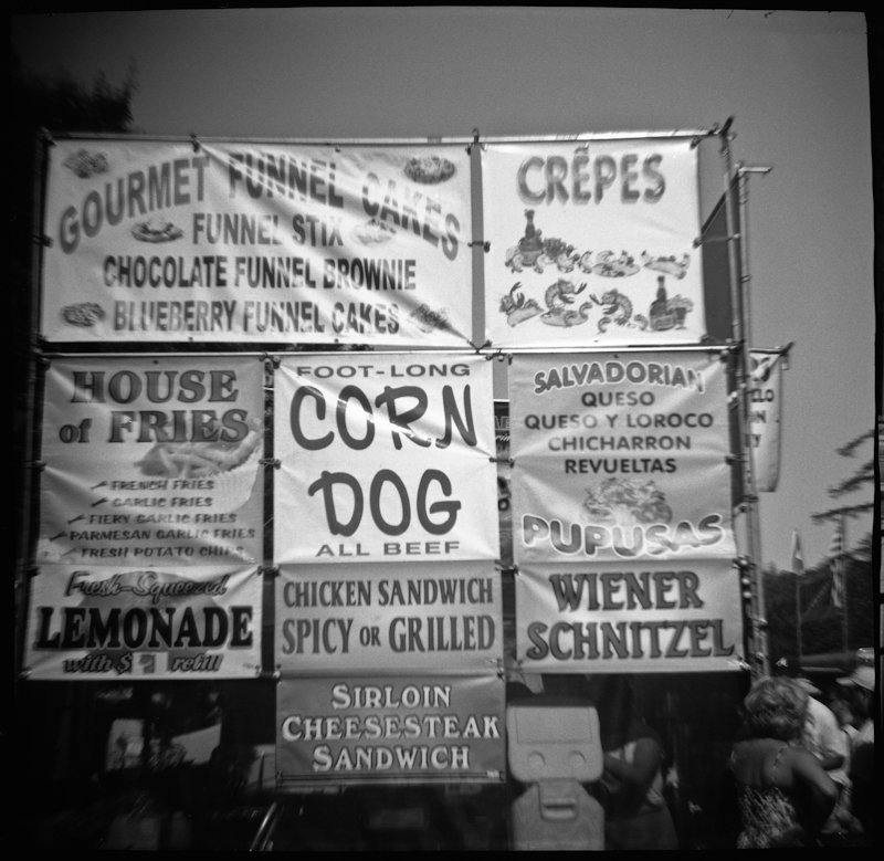 Foot Long Corn Dogs