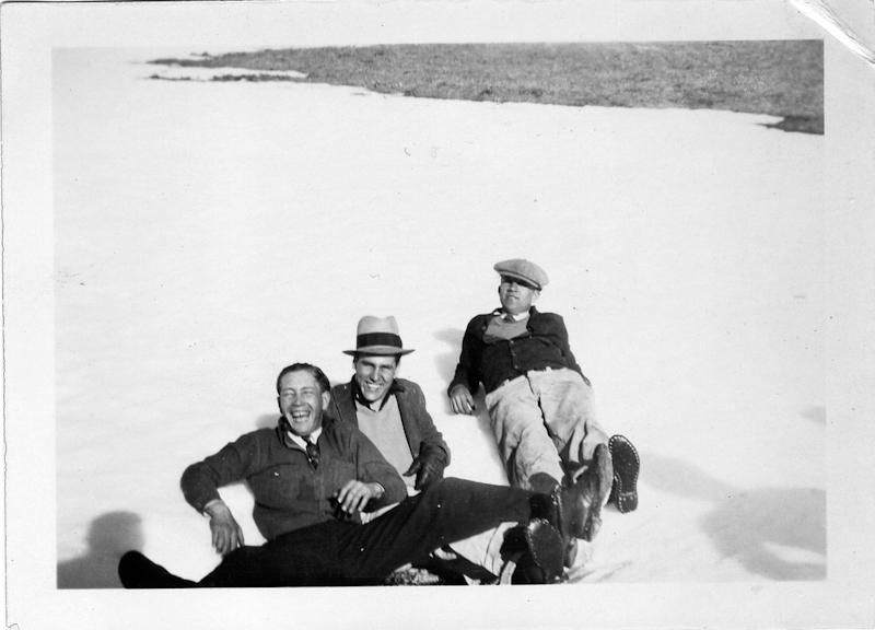 Yosemite 1932